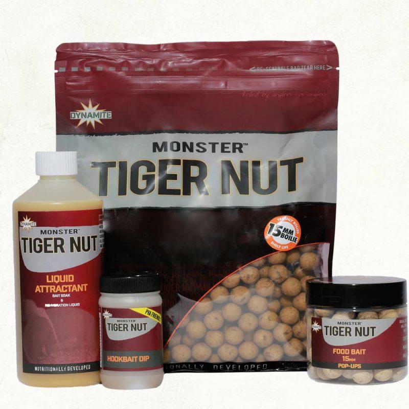 Dynamite Monster Tiger Nut Boilies (1kg)