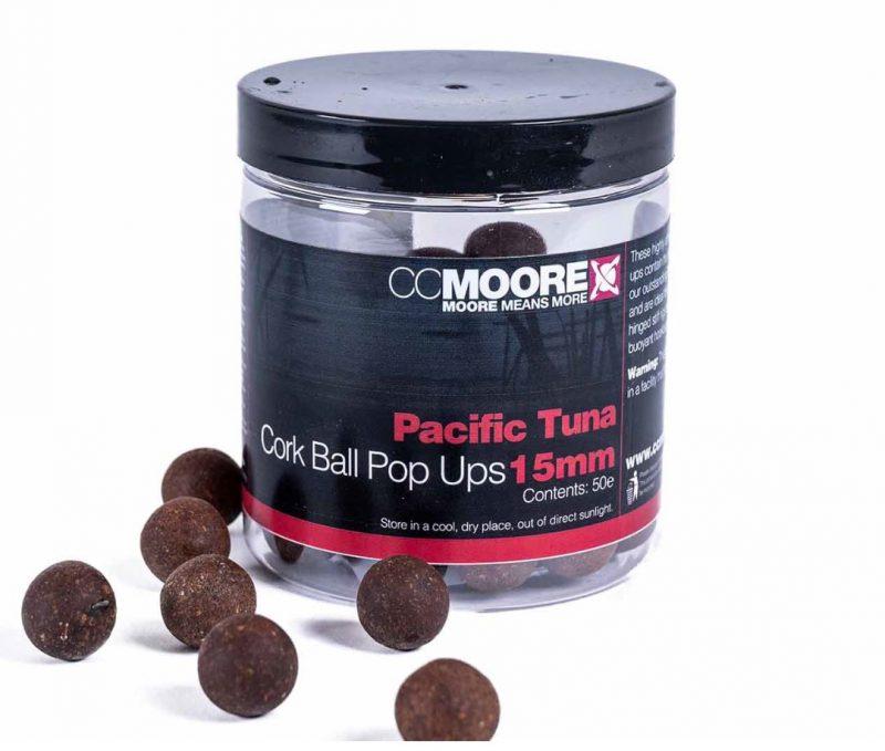 CC Moore Pacific Tuna Cork Ball Pop Ups 15mm