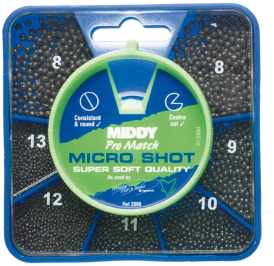 Middy ProMatch 7 Micro Shot Dispenser
