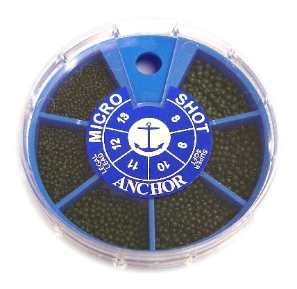 Anchor Micro Shot 6 Division Dispenser