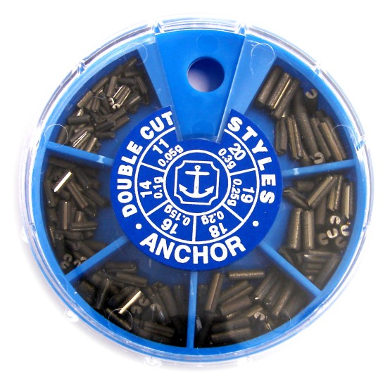 Anchor Styles 6 Division Shot Dispenser