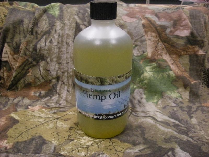 Browns CSI Hemp Oil
