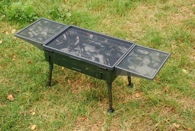Nash Box Logic Tackle Station Side Tables