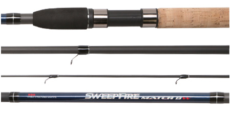 Daiwa Sweepfire Match Rod 13ft