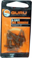 Guru X-Safe Tail Rubbers