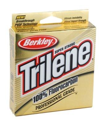 Berkley Trilene Flourocarbon 110yd Spools