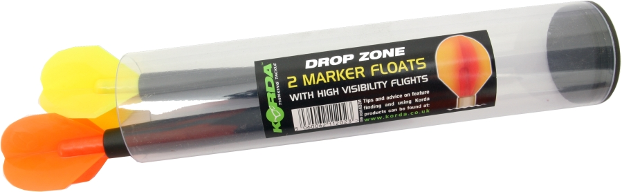 Korda Drop Zone Marker Floats (x2)