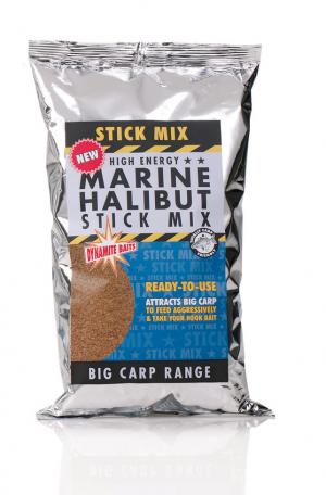 Dynamite Marine Halibut Stick Mix (1kg)