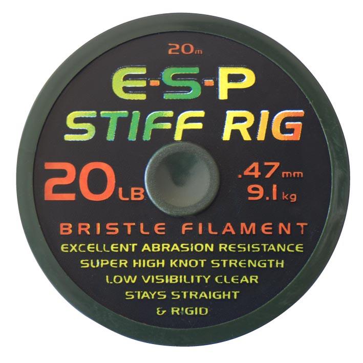 ESP Stiff Rig Filament (20m)