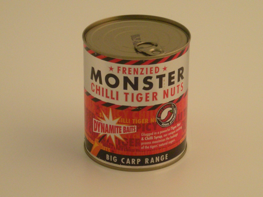Dynamite Frenzied Monster Chilli Tiger Nuts 830g