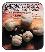 Enterprise Dog Biscuit
