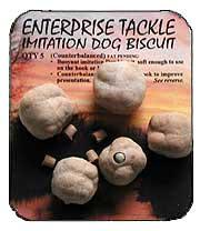 Enterprise Dog Biscuit