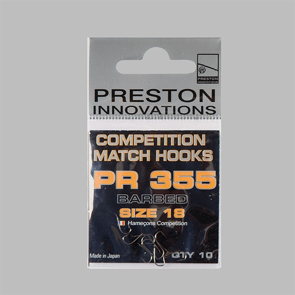 Preston PR355 Competition Match Hook