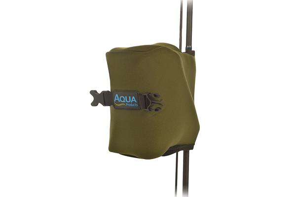 Aqua Neoprene Reel Jacket Large