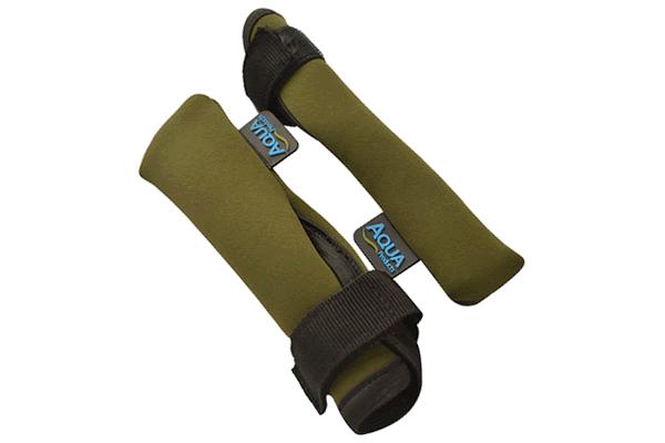 Aqua Neoprene Tip & Butt Protectors