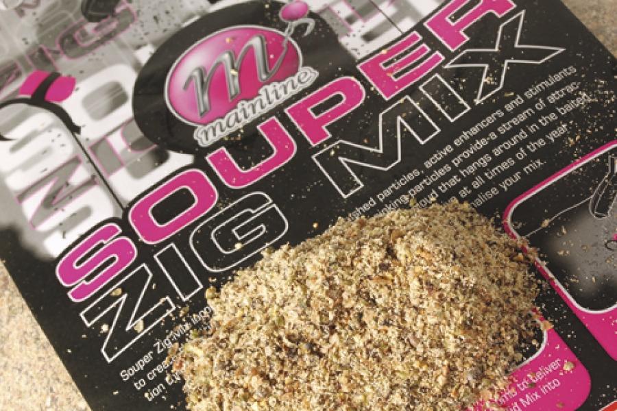 Mainline Baits Souper Zig Mix 4kg