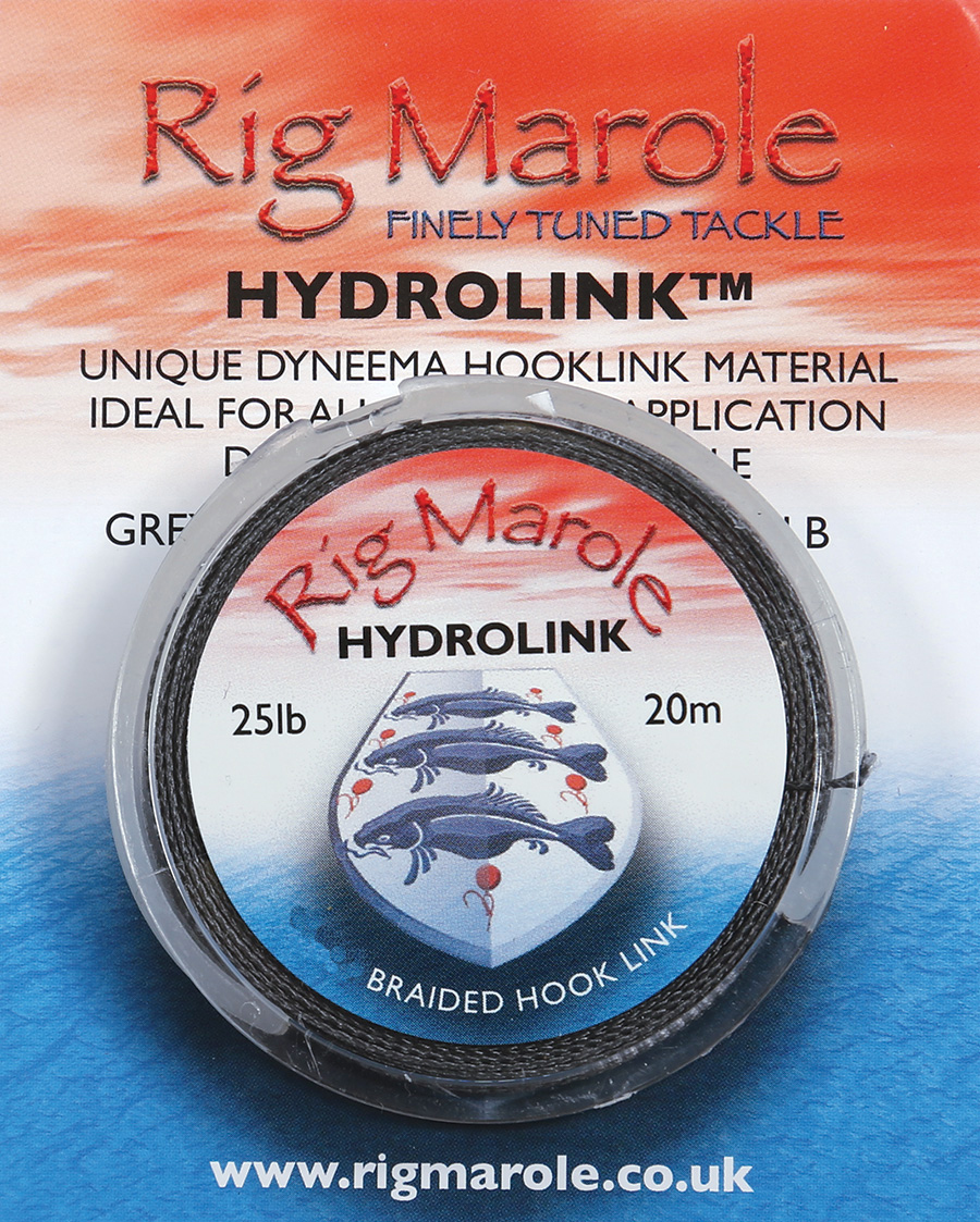 Rig Marole Hydrolink Braided Hooklink