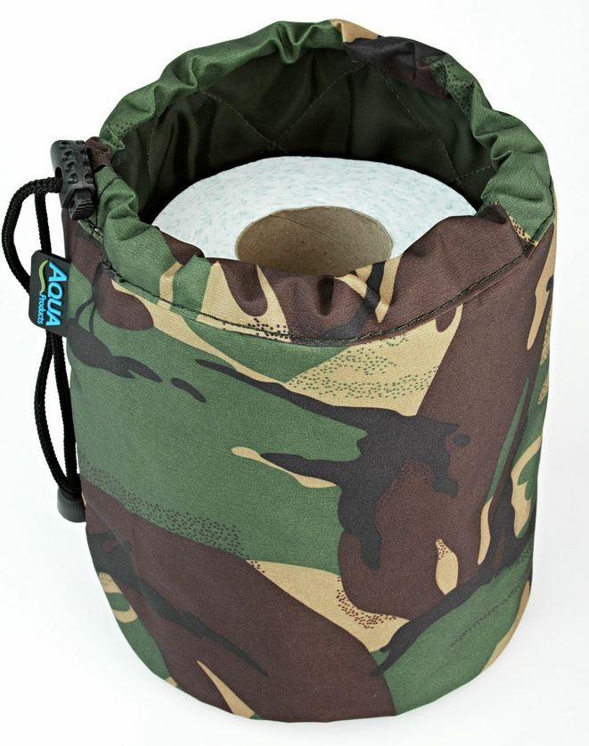 Aqua Camo Bog Bag