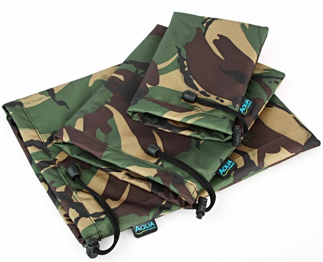 Aqua Stuff Sacks Camo