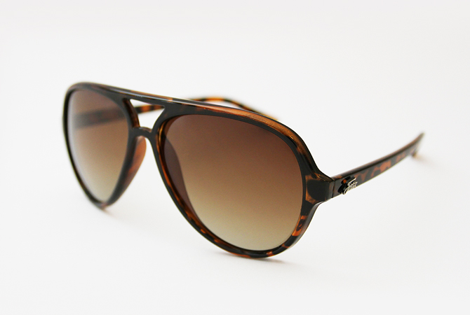 Fortis Eyewear Aviator Sunglasses