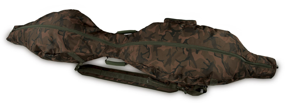 Fox Camo Lite 3 Up 2 Down Rod Holdall