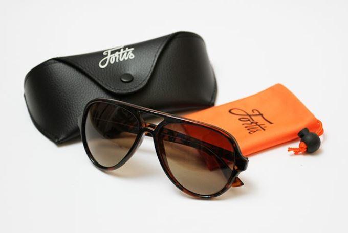 Fortis Eyewear Aviator Sunglasses