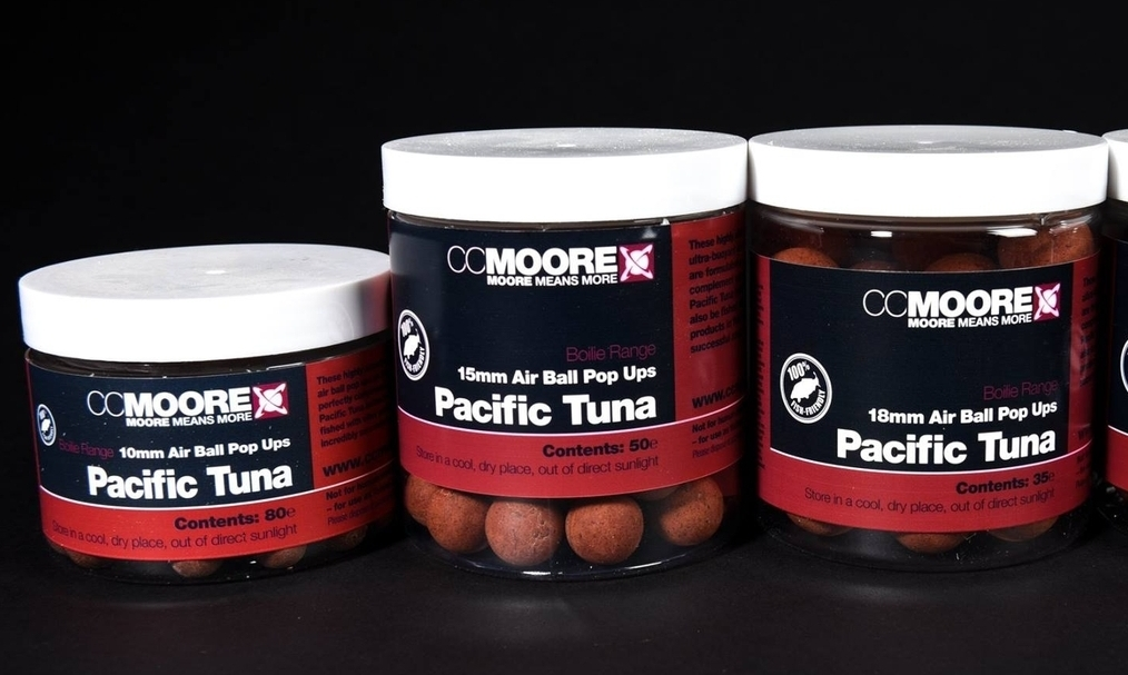 CC Moore Pacific Tuna Airball Pop Ups