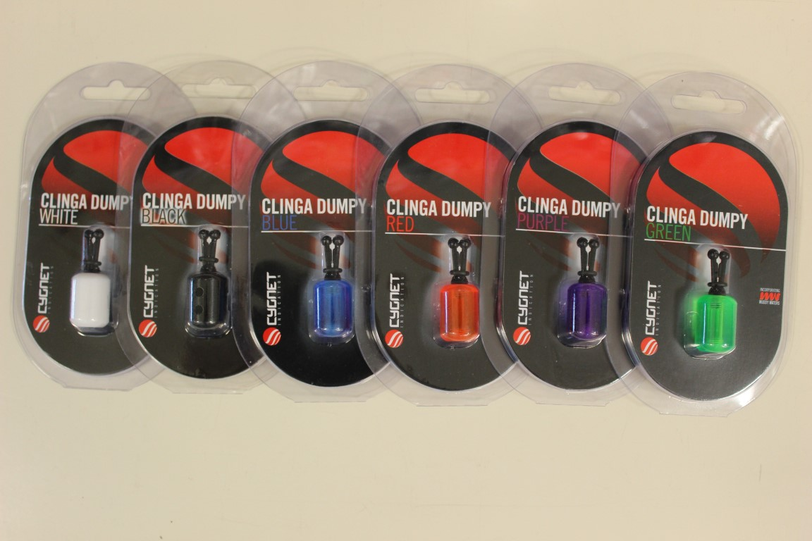 Cygnet Clinga Dumpy Indicator Heads