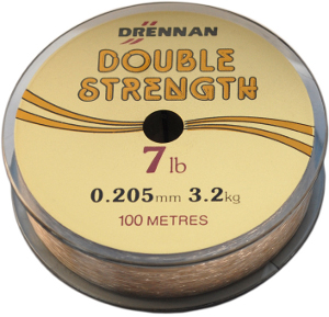 Drennan Double Strength Line 100m (10lb)