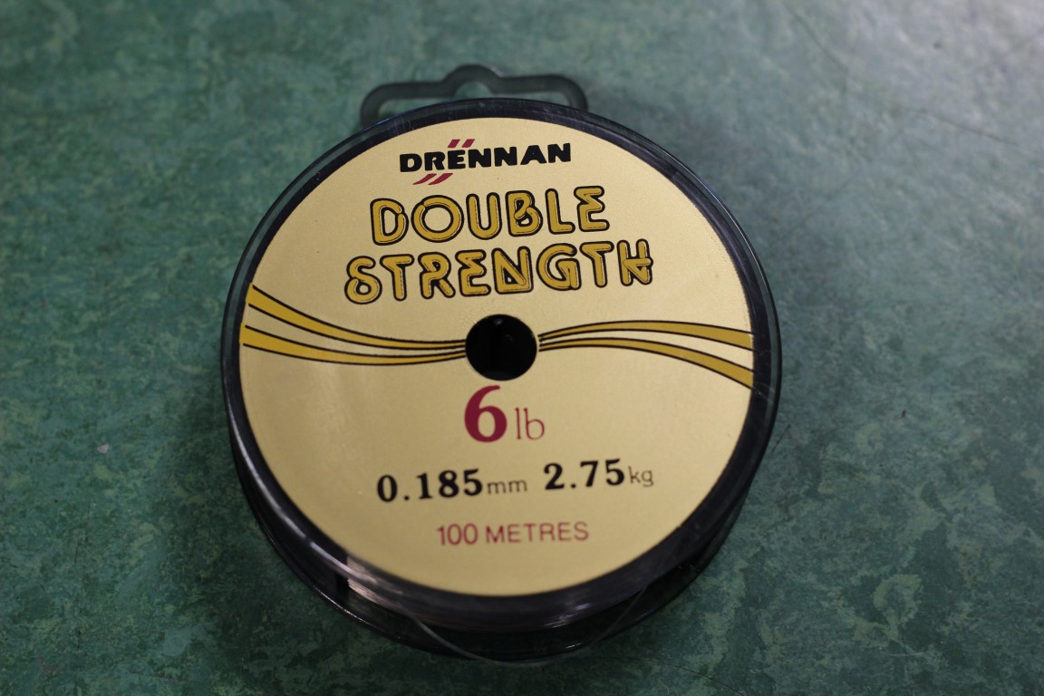 Drennan Double Strength Line 100m (6lb)