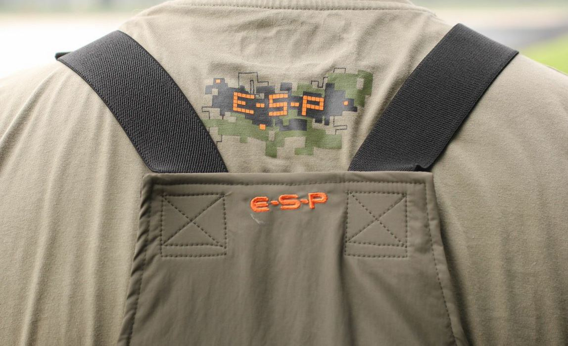 ESP Quilted Salopettes