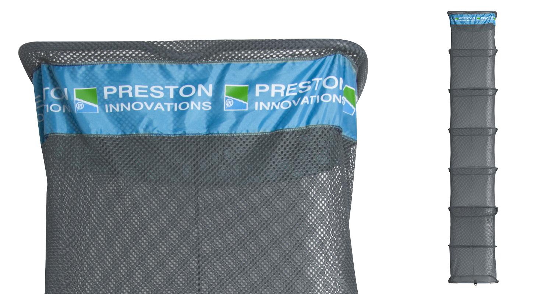 Preston Innovations Quick Dry Silver Keepnet