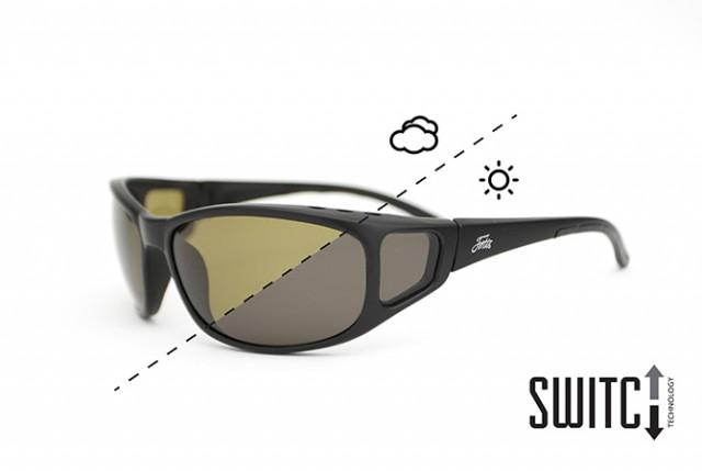 Fortis Eyewear Switch Wraps Sunglasses