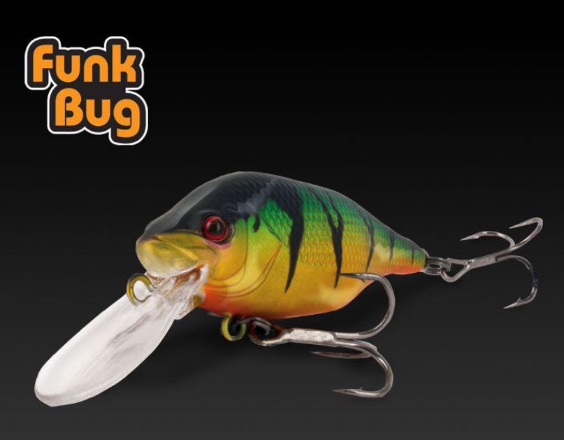 Fox Rage Funk Bug Floating Lures