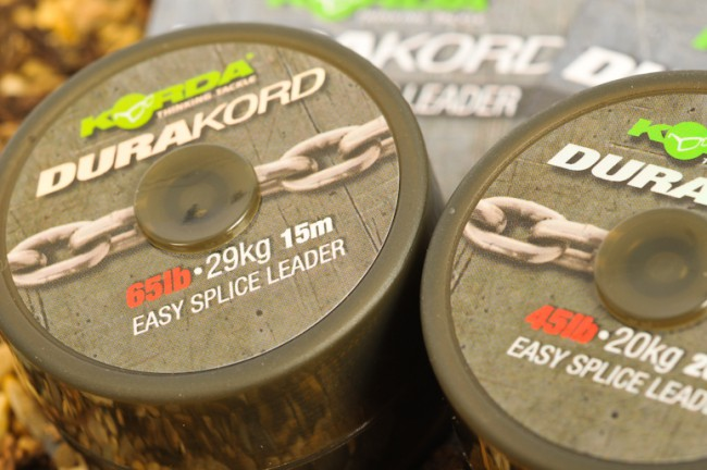 Korda Durakord Easy Splice Leader