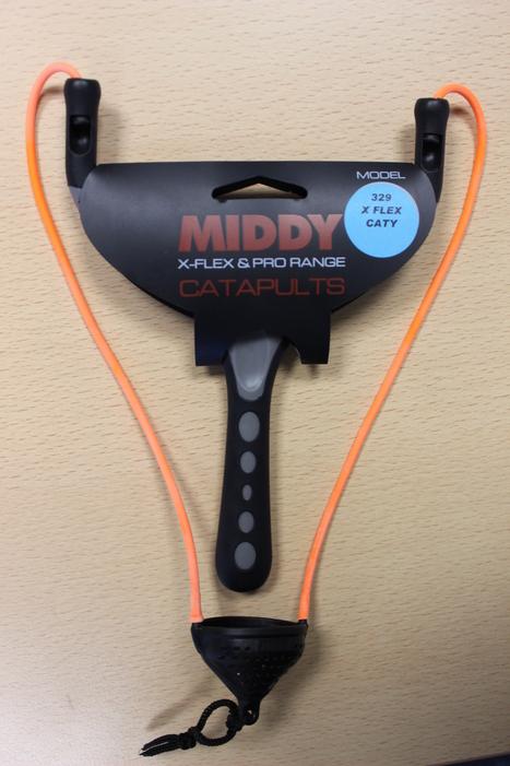 Middy X Flex 329 Pellet Caty