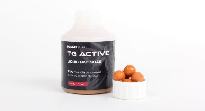 Nash TG Active Liquid Bait Soak