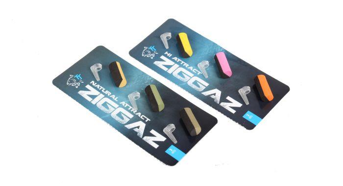Nash Ziggaz Zig Foam And Aligner Sleeve Pack