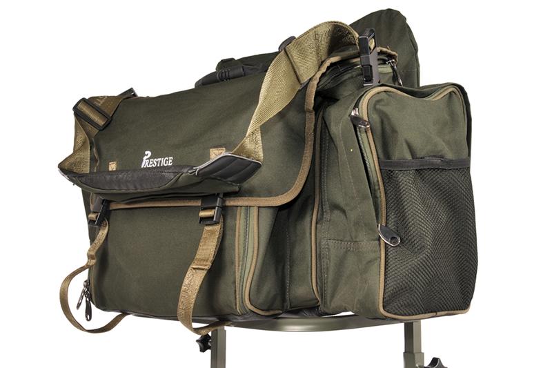 Prestige Front Barrow Bag