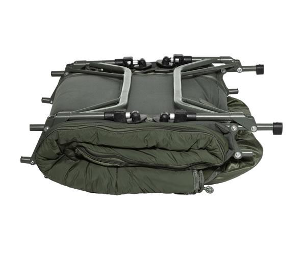 Trakker RLX Flat 6 Bed