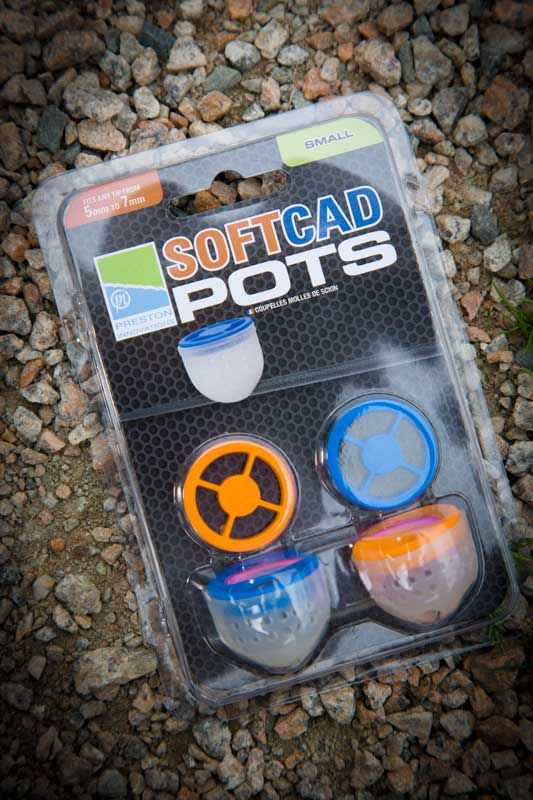 Preston Innovations Soft Cad Pots