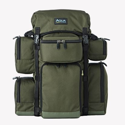 Aqua Black Series Small Rucksack