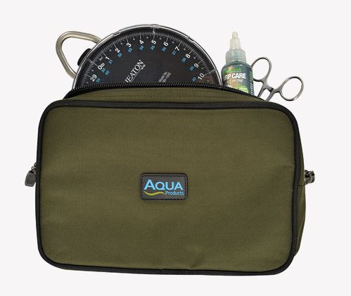 Aqua Black Series De-Luxe Scales Pouch