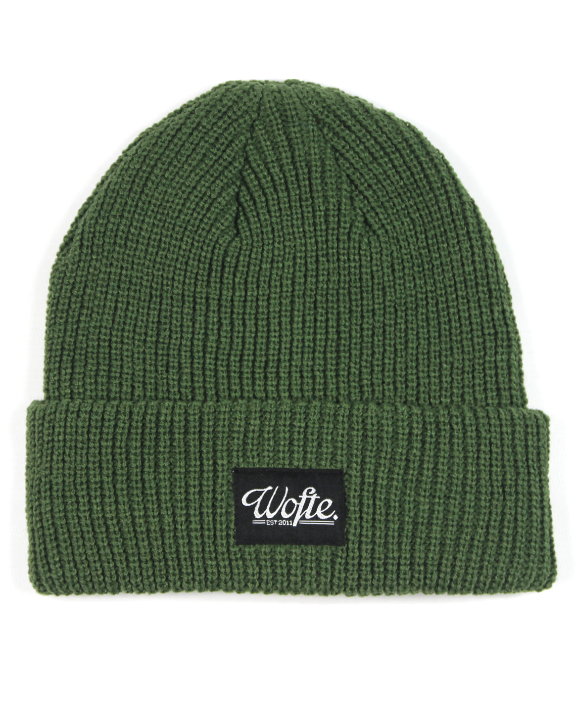 Wofte Clothing Heritage Beanie (Various Colours)