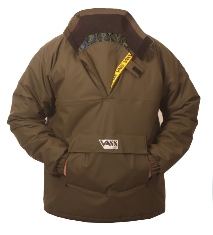 Team Vass 175 Winter Khaki Edition Smock