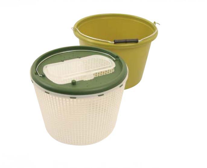 Jarvis Walker 18 litre Livebait Bucket