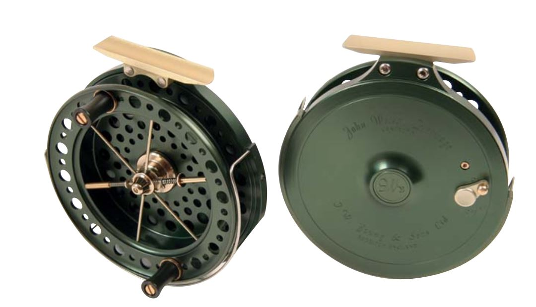 J.W. Youngs Heritage John Wilson Centrepin Reel