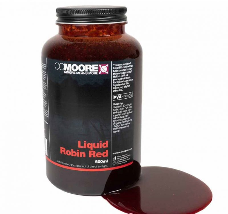 CC Moore Liquid Robin Red 500ml