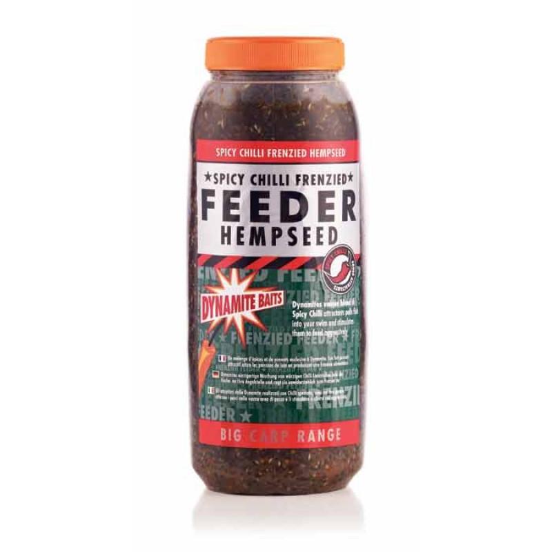 Dynamite Baits Frenzied Spicy Chilli Hempseed 2.5l