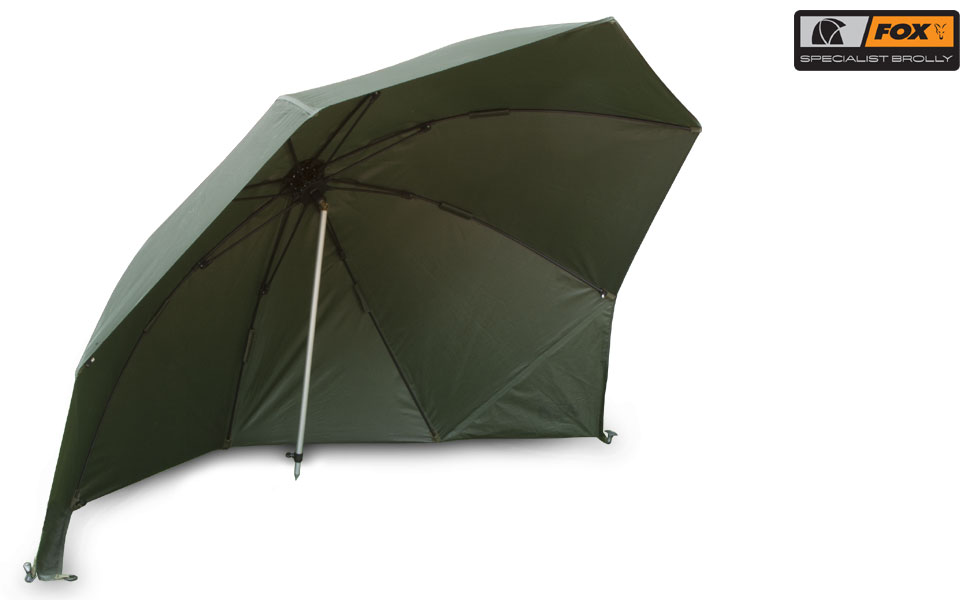 Fox Specialist Brolly 45″